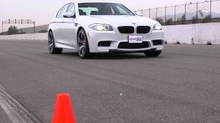 2013 BMW M5 | Track Tested |  Edmunds.com