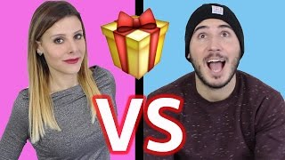 IDEE REGALO - Maschi VS Femmine