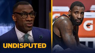 Skip & Shannon on whether Lakers are placing too much pressure on Andre Drummond | NBA | UNDISPUTED