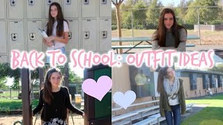 Back to School Outfit Ideas! Thumbnail