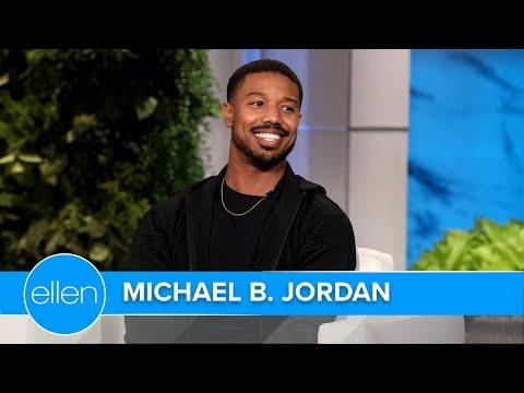 Michael B. Jordan on Naming His Future Kid