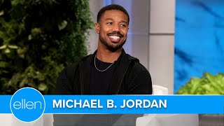 Michael B. Jordan on Naming His Future Kid