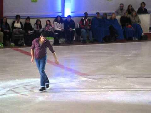 Ryan Bradley - Michael Weiss Foundation Ice Champions Live - Ho Hey