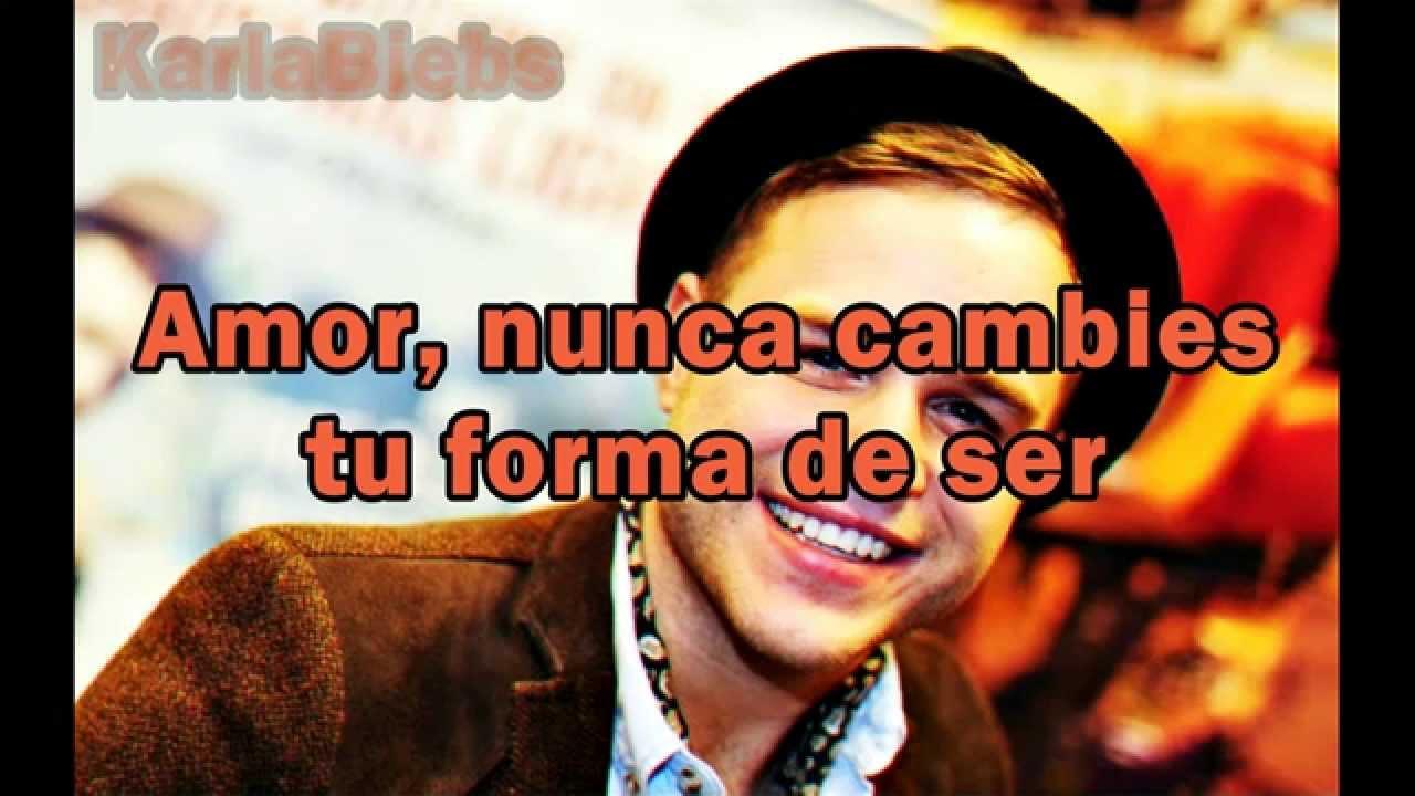 Beautiful to me - Olly Murs Letra/Traduccion al español