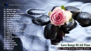 Love songs 80s 90s ღ♫✰ Best english love songs collection ♪ღ♪ Romantic songs playlist