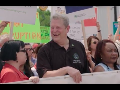 Why the People's Climate March Mattered