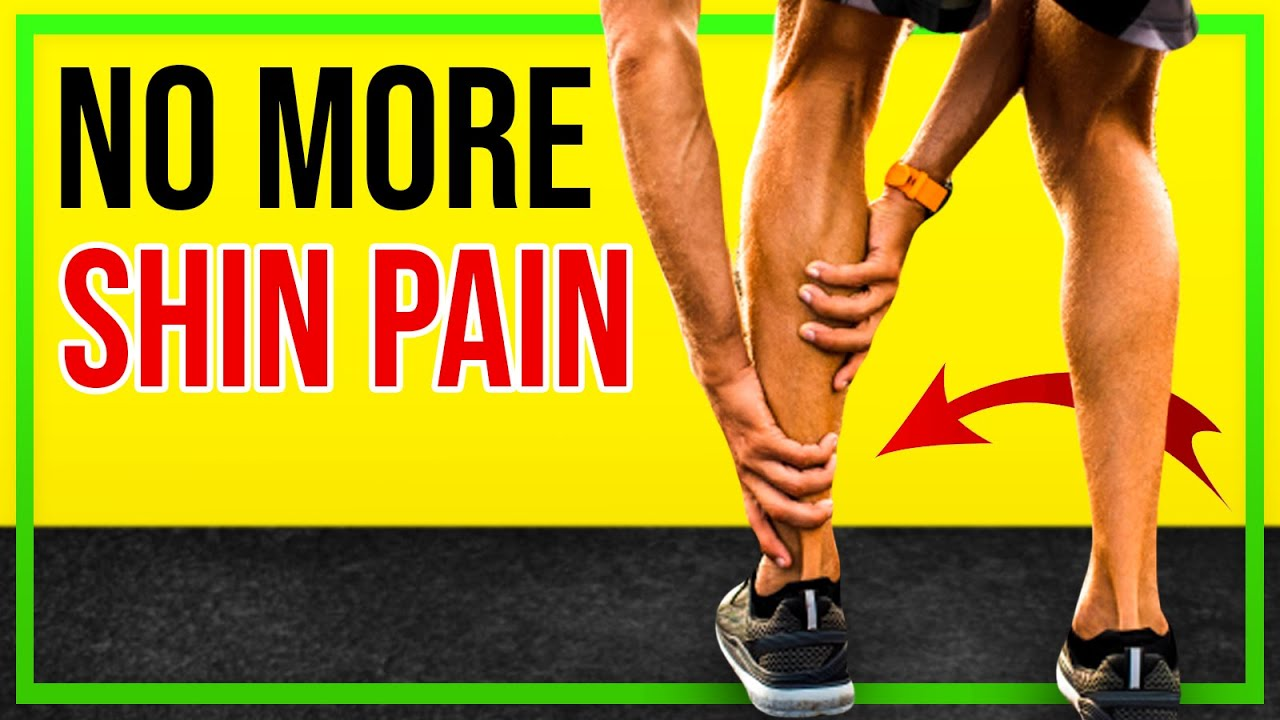 How To Fix Your Shin Splints At Home And Return To Running Youtube