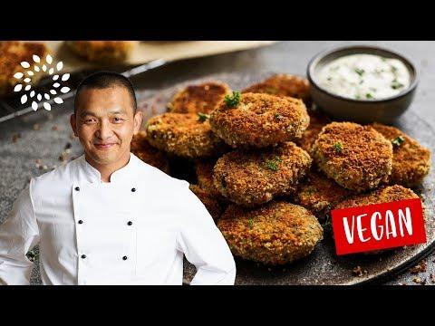 Gemüse Nuggets mit