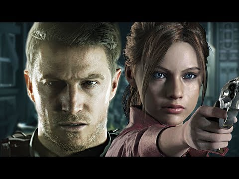 Chris & Claire Redfield: The Redfield Orphans EXPLAINED