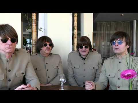 The Rabeats, Le Beatles Tribute Français En Mai à Trélazé (49)