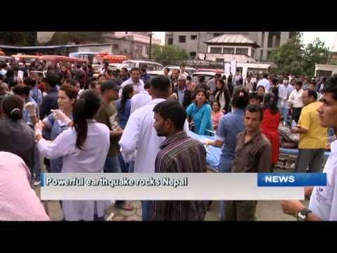 Kuwait TV English News Bulletin 25.04.2015