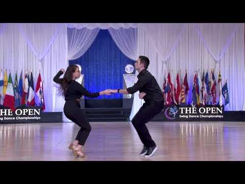 The Open 2019   1st Place   Champ Strictly   Jordan Frisbee & Torri Smith Zzaoui
