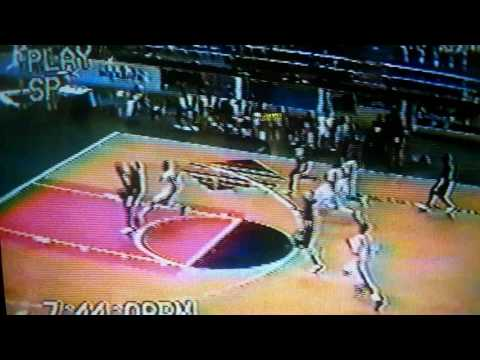 My first in game dunk vs Laney 2002 2003 season