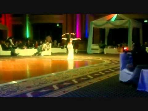 Belly Dancer Mariana Elias - Sword Dance - Le Royal Amman - Jordan