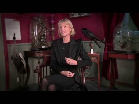 Kate Mosse on The Taxidermist's Daughter