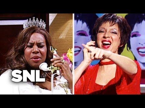 The Night Before Star Jones' Wedding - SNL