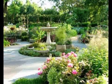 French Garden Decor Ideas You