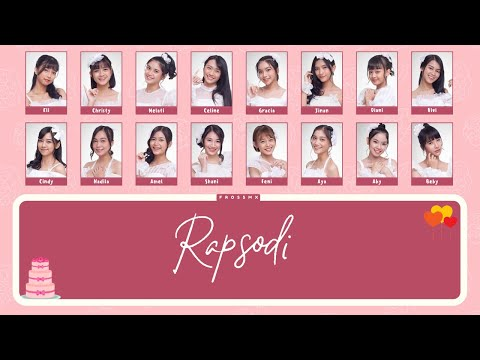 Download  JKT48 - Rapsodi Color Coded s/KAN/ENG/IDN Gratis, download lagu terbaru
