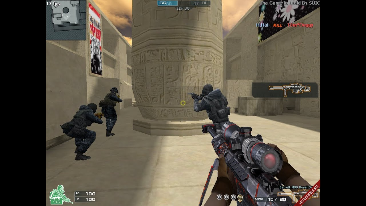 Download game cf offline 3.0