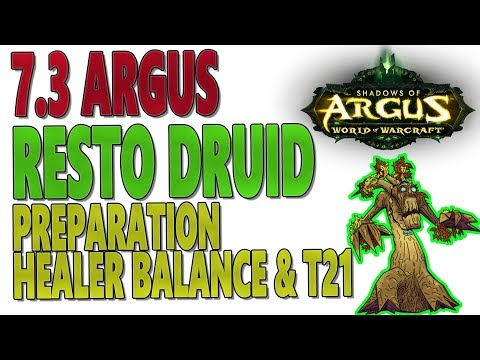 Repeat 7 2 5 RESTO DRUID PVE GUIDE (HoT Master) by