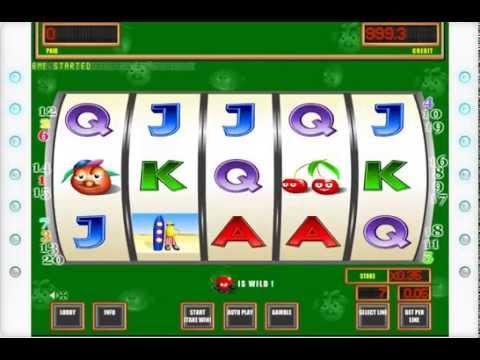 Игровой автомат Помидоры бесплатно на onlain-kazino.com