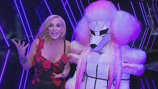 The Masked Singer: Jenny McCarthy Shows Off The Costumes Backstage!  (Exclusive)