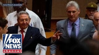 New president in Cuba ends Castro family reign