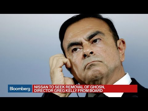 Nissan Seeks Removal of Ghosn Following Misconduct Probe