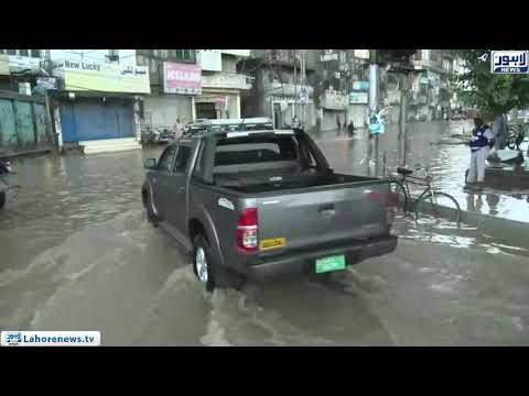Meterological Dept forecatsts heavy floods in Lahore