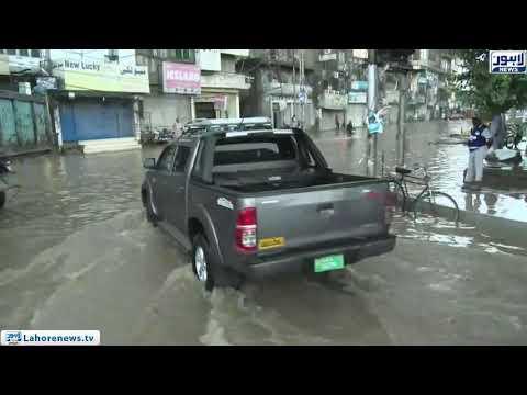 Meterological Dept forecatsts heavy floods in Lahore
