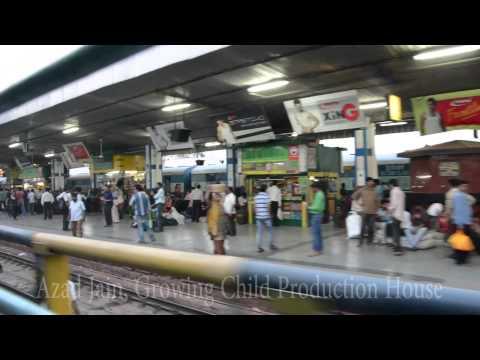 Surat Railway Station, Gujrat, India. सूरत रेलवे स्टेशन, गुजरात, भारत देश