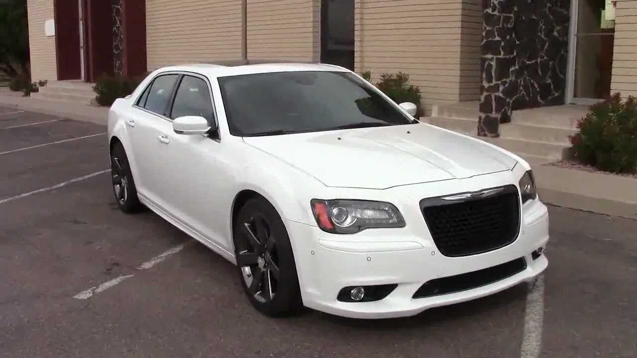 2013 Chrysler 300 Srt8 Youtube