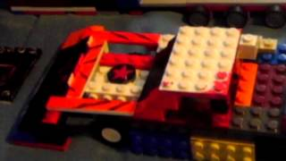 Lego dirt late model
