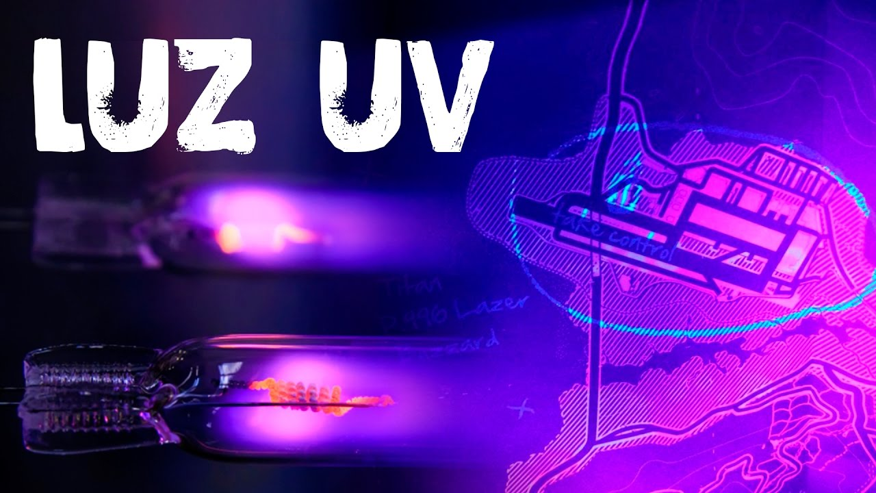 Se puede fabricar una luz ultravioleta uv casera for Luz uv para estanques