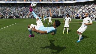 Fifa 16 'Benteke' Overhead Kick Tutorial | Bicycle Kick Tutorial | Xbox & PS