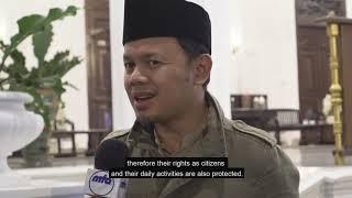 Indonesian Ahmadi Muslims join national commemoration