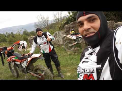 Backstage Panni Enduro Team Lucera