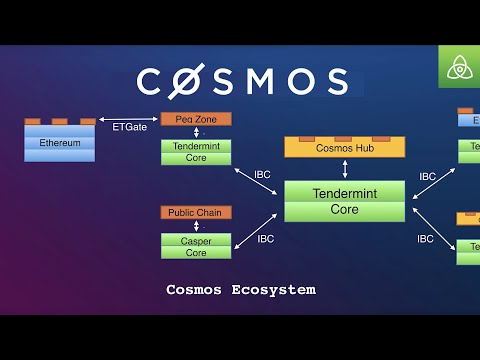 Cosmos:  Many Chains, One Ecosystem