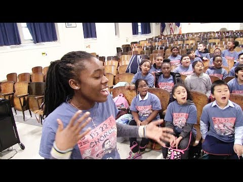 Stand Up For Something PS22 Chorus Ft. Denise (by Andra Day & Common)