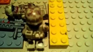 Лего Тихоокеанская война серия 1 высадка на пляже