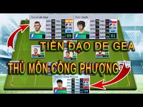 Thử thay đổi tất cả vị trí cầu thủ  Dream League Soccer 2019