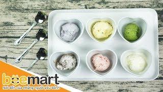 Cách làm kem 6 vị không cần máy tại nhà - BEEMART