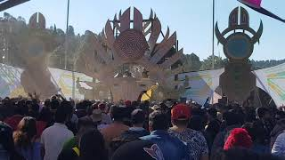 Circuit Breakers live at Ozora one day in Mexico. (intro)