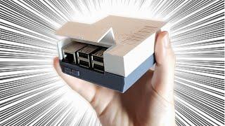 COMMENT CONSTRUIRE UNE NES CLASSIC MINI ? [DIY]