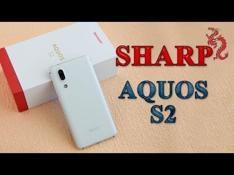 ВЗРОСЛЫЙ обзор SHARP AQUOS S2 //Японо-китайски удалец))