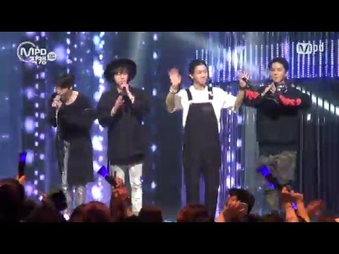 [MPD직캠] 위너 1위 앵콜 직캠 센치해 Sentimental WINNER Fancam No.1 Encore full ver. MNET MCOUNTDOWN 160225