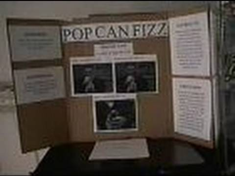 How To Do A Science Fair Project Board!!! - YouTube - project poster board
