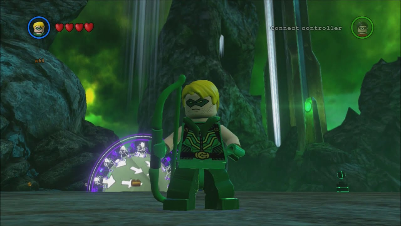 Lego Batman 3: Beyond Gotham - How to Unlock Green Arrow ...