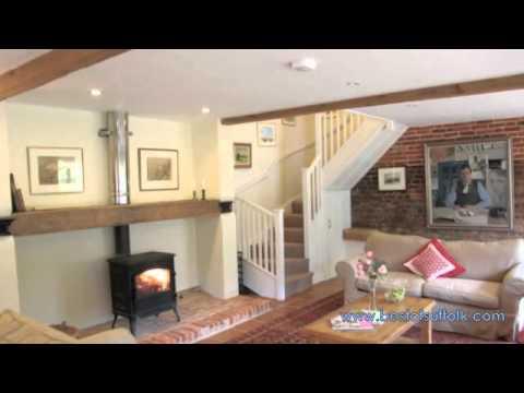 Sudbourne, The Cart Lodge (Sleeps 4) - Best of Suffolk