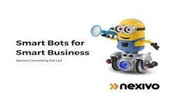 Chatbot Development Company - Nexivo India